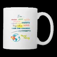 Mugs & Drinkware ~ Coffee/Tea Mug ~ Power of Positivity Affirmation Mug