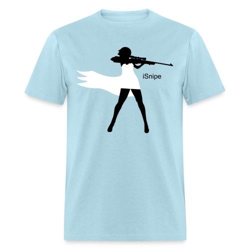 iSnipe Men's t-shirt - Men's T-Shirt