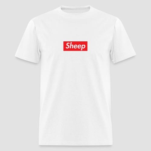 sheep box - Men's T-Shirt