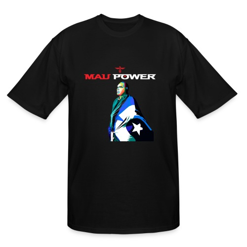 Mau Power - Carry The Flag T Shirt - Men's Tall T-Shirt