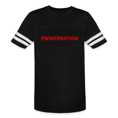 RETRO-POWER - Vintage Sport T-Shirt