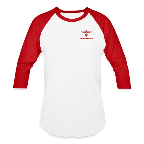 POWER-SPORTS - Baseball T-Shirt