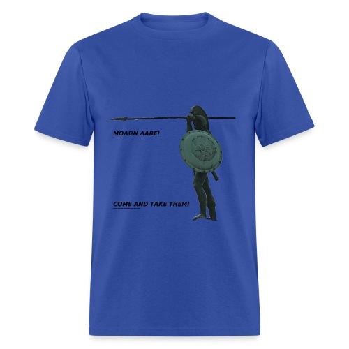 Leonidas - Men's T-Shirt
