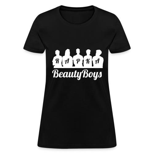Beauty Boys RAPKA Women's T-Shirt - Women's T-Shirt