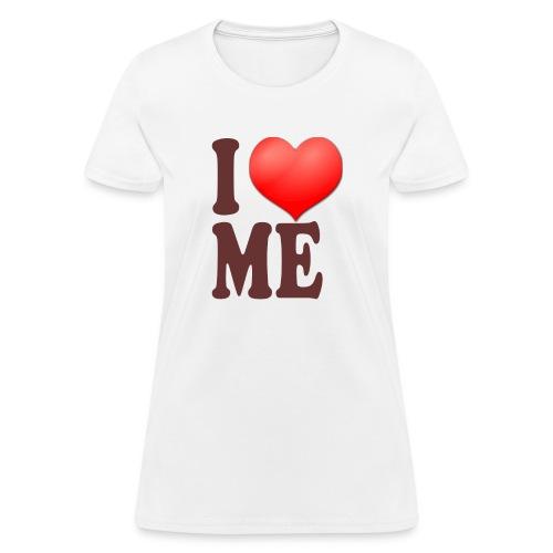I Love Me Tee - Women's T-Shirt