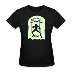 Puppet Master NEWS Glow in the Dark - Women's T-Shirt