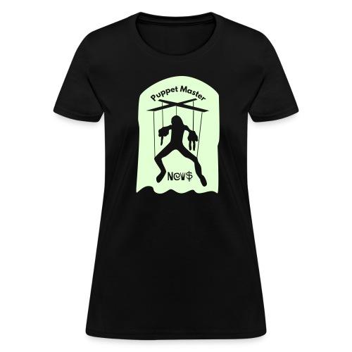 Puppet Master NEWS Glow in the Dark - Women's T-Shirt