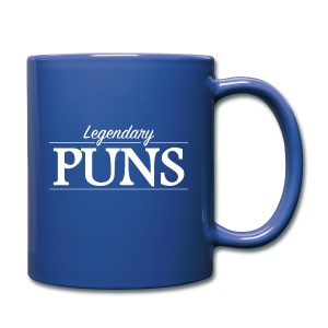 Legendary Puns mug - Full Color Mug