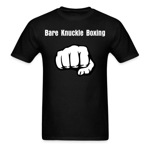 Bare Knuckle Brawl FIST - Men's T-Shirt