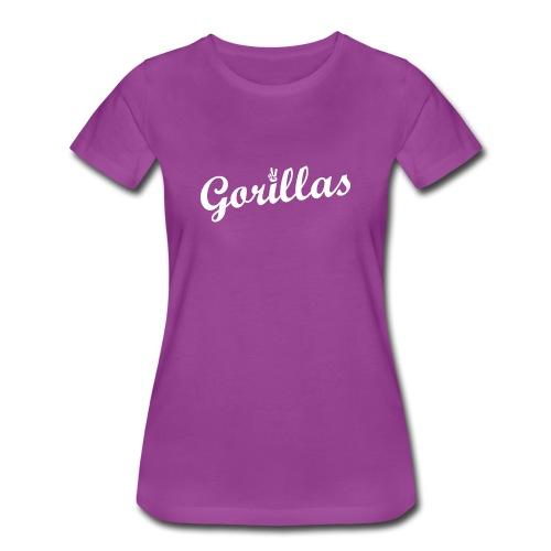 LadyGorillas Shirt - Women's Premium T-Shirt