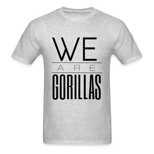 WeAreGorillas - Men's T-Shirt