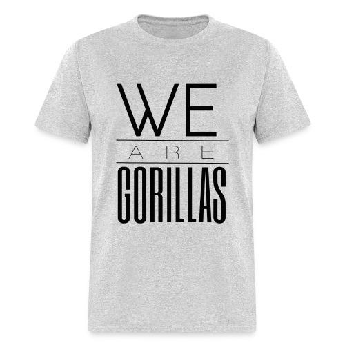 WeAreGorillas - Men's T-Shirt