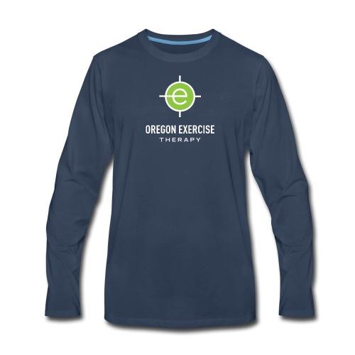 Men's OET Premium Long Sleeve T-Shirt - Men's Premium Long Sleeve T-Shirt