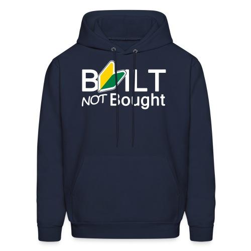 Built not bought - Men's Hoodie