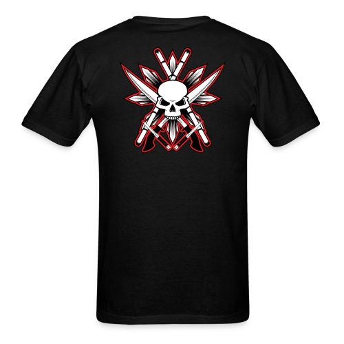 FMA Shirt Large Back Design - Men's T-Shirt