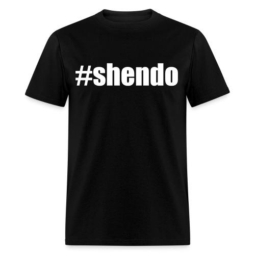 Shendo-Shenandoah-Hashtag-Tee - Men's T-Shirt