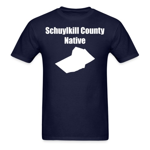 Schuylkill County Native Tee - Mens - Men's T-Shirt