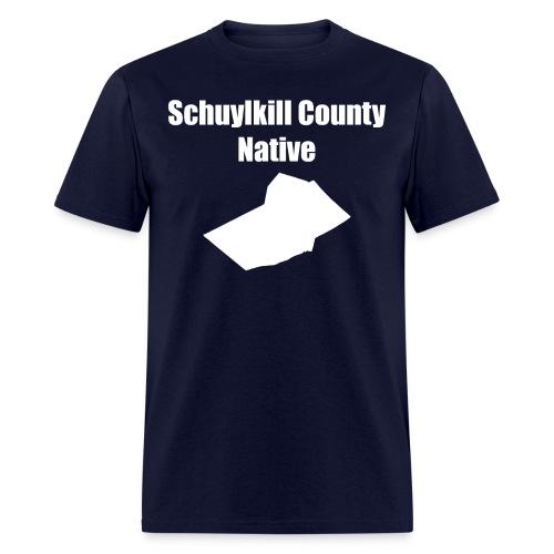 Schuylkill County Native Tee - Mens - Men's T-Shirt