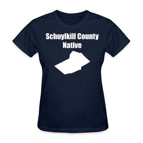 Schuylkill County Native Tee - Womens - Women's T-Shirt