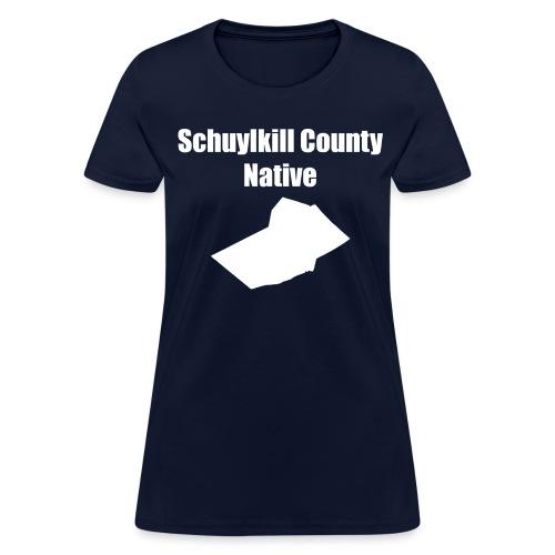 Schuylkill County Native Tee - Womens - Women's T-Shirt