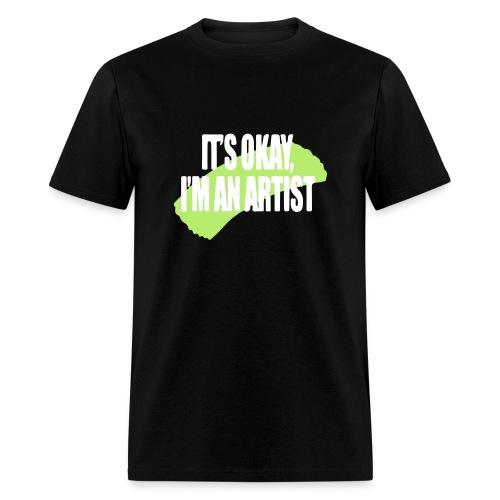 Men's Artist Shirt - Men's T-Shirt