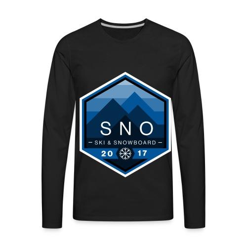 Men's Club Long Sleeve Shirt - Men's Premium Long Sleeve T-Shirt