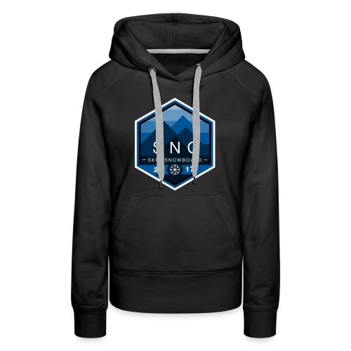Women's Club Sweatshirt - Women's Premium Hoodie