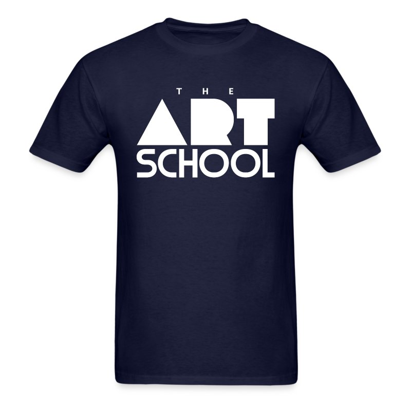 The Art School (Men's) - Men's T-Shirt