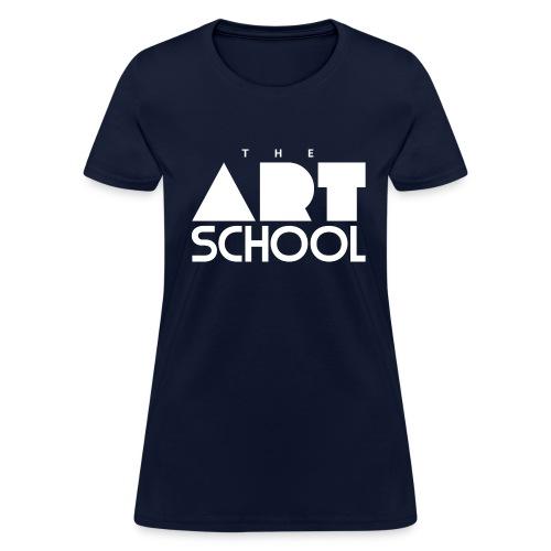 The Art School (Women's) - Women's T-Shirt