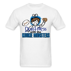 Kookie Monster Request - Men's T-Shirt