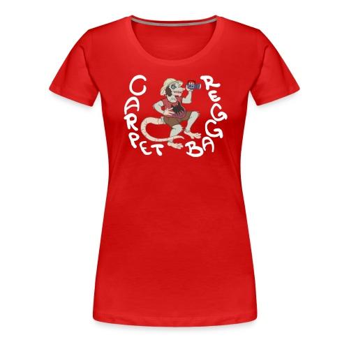 Possum Man Shirt - Women's - Women's Premium T-Shirt