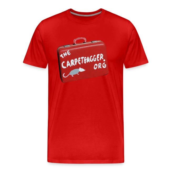 Carpetbagger Men's Suitcase Shirt
