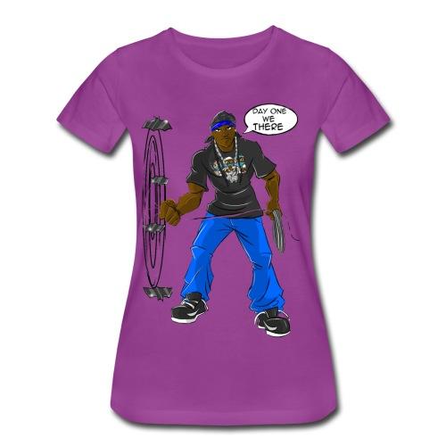 M-DOGG (Women's Premium T-Shirt) - Women's Premium T-Shirt