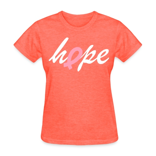 Hope T-shirt - Women's T-Shirt