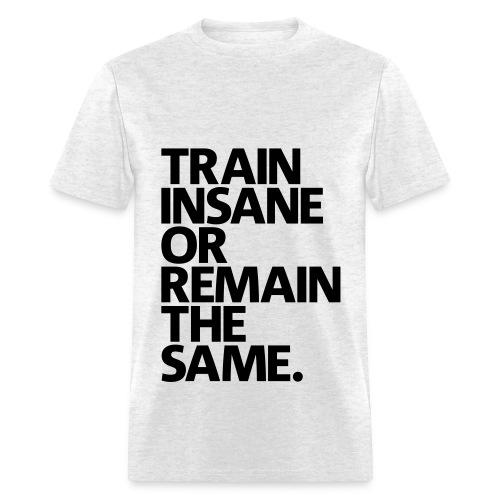 Work out shirt - Men's T-Shirt