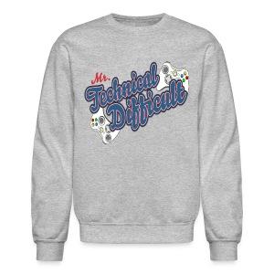 MTD Gaming Sweatshirt - Crewneck Sweatshirt