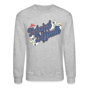 MTD Gaming Sweatshirt - Crewneck Sweatshirt