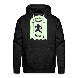 Puppet Master NEWS Glow in the Dark - Men's Premium Hoodie