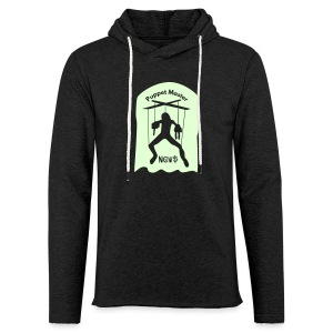 Puppet Master NEWS Glow in the Dark - Unisex Lightweight Terry Hoodie