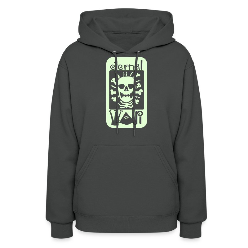 Eternal War glow in the dark - Women's Hoodie
