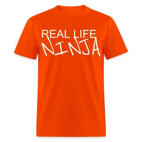 NEW RLN Orange  - Men's T-Shirt
