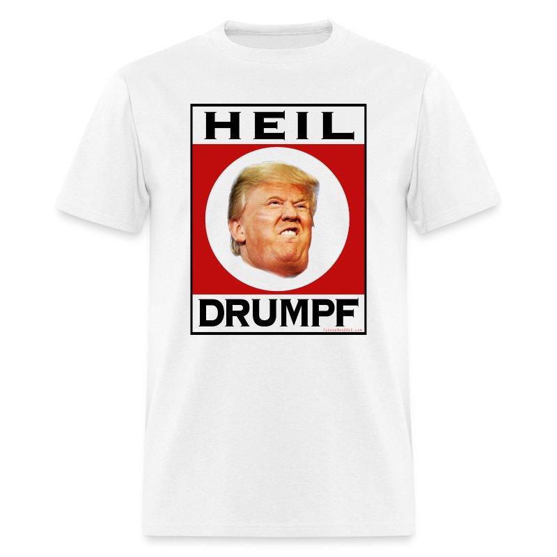 Trump Hitler nazi T-shirt - Men's T-Shirt