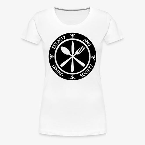 DinSoc - Female - Women's Premium T-Shirt