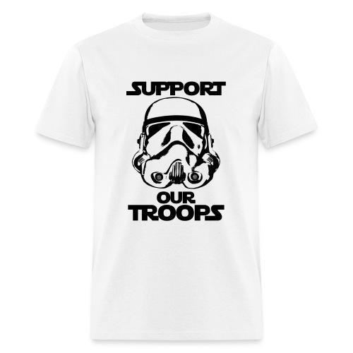 Support. - Men's T-Shirt
