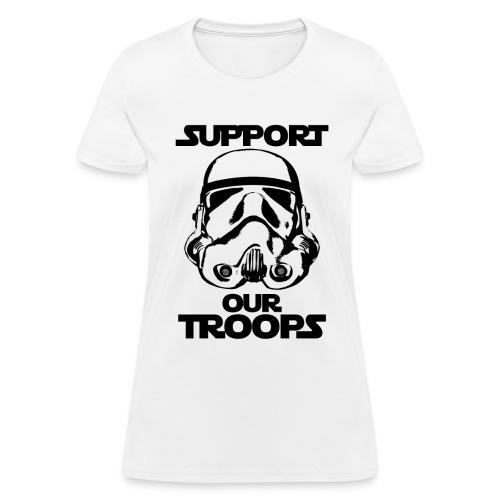 Support. - Women's T-Shirt