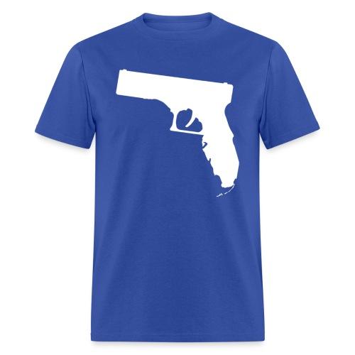 Blue OG Limited Edition Tee - Men's T-Shirt
