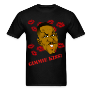 T-Shirts ~ Men's T-Shirt ~ Gimmie Kiss Stevie J