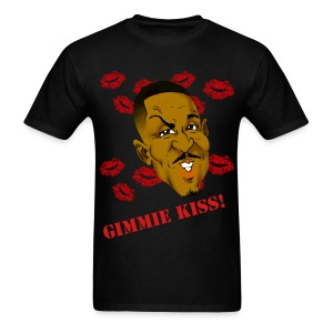 Gimmie Kiss Stevie J - Men's T-Shirt