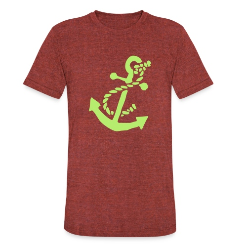 REFUSE to SINK - Unisex Tri-Blend T-Shirt