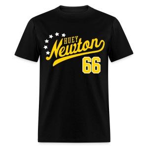 Huey Newtown Black Tee - Men's T-Shirt